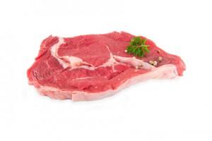 Rücken Steak