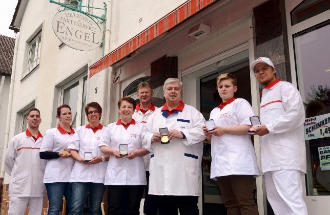 Metzgerei Engel Team