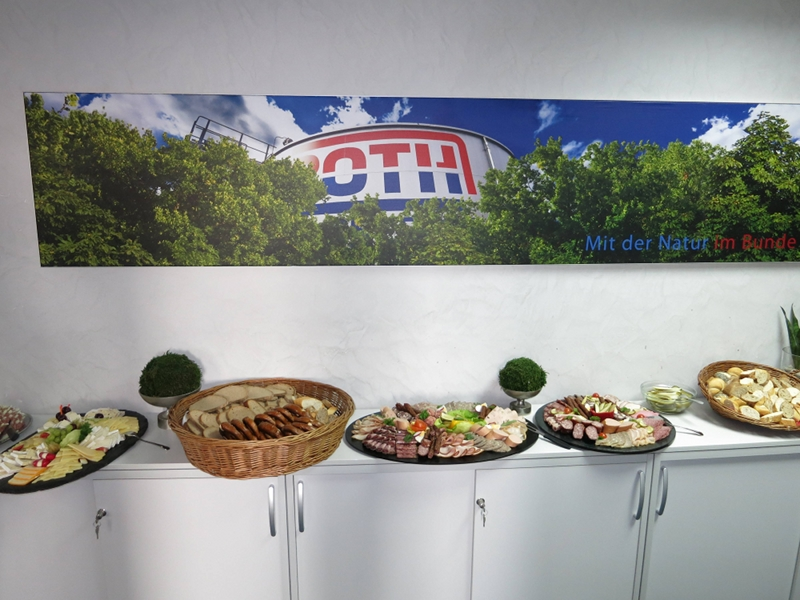 Catering Esso Roth