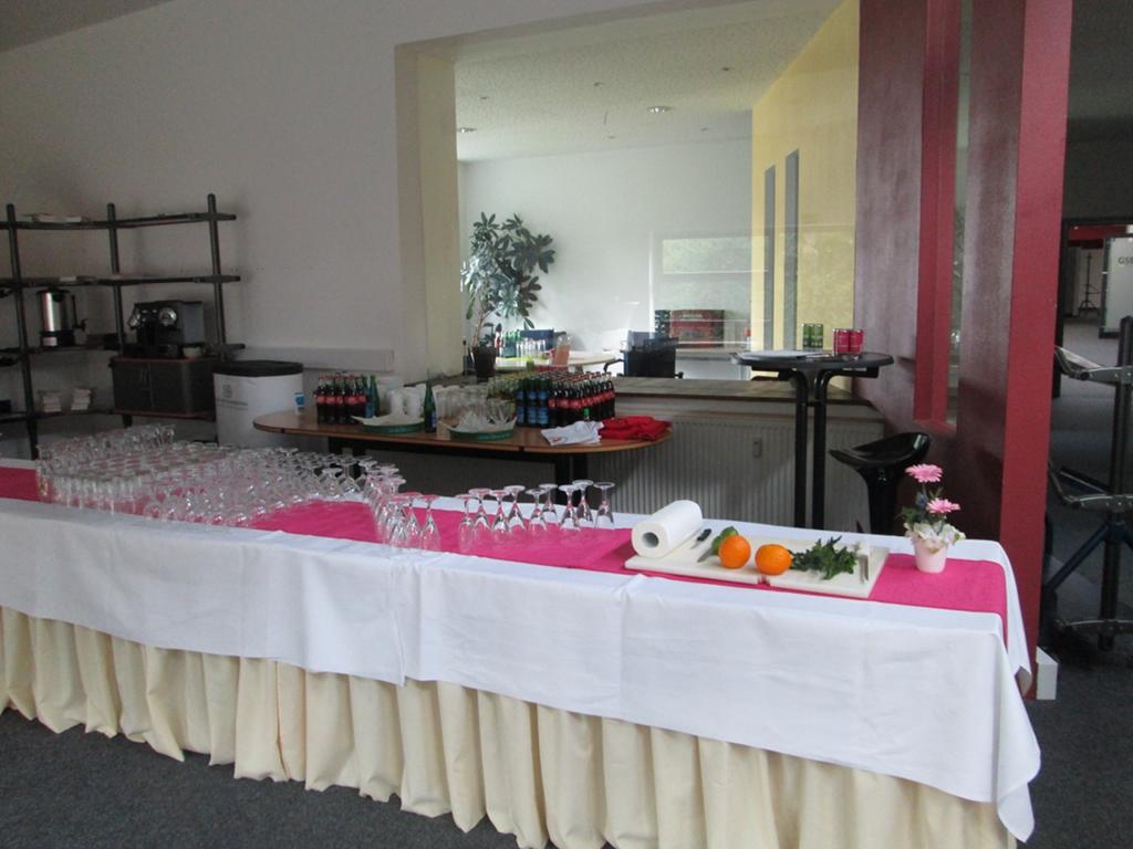 GSB Steuerberatungsgesellschaft Catering