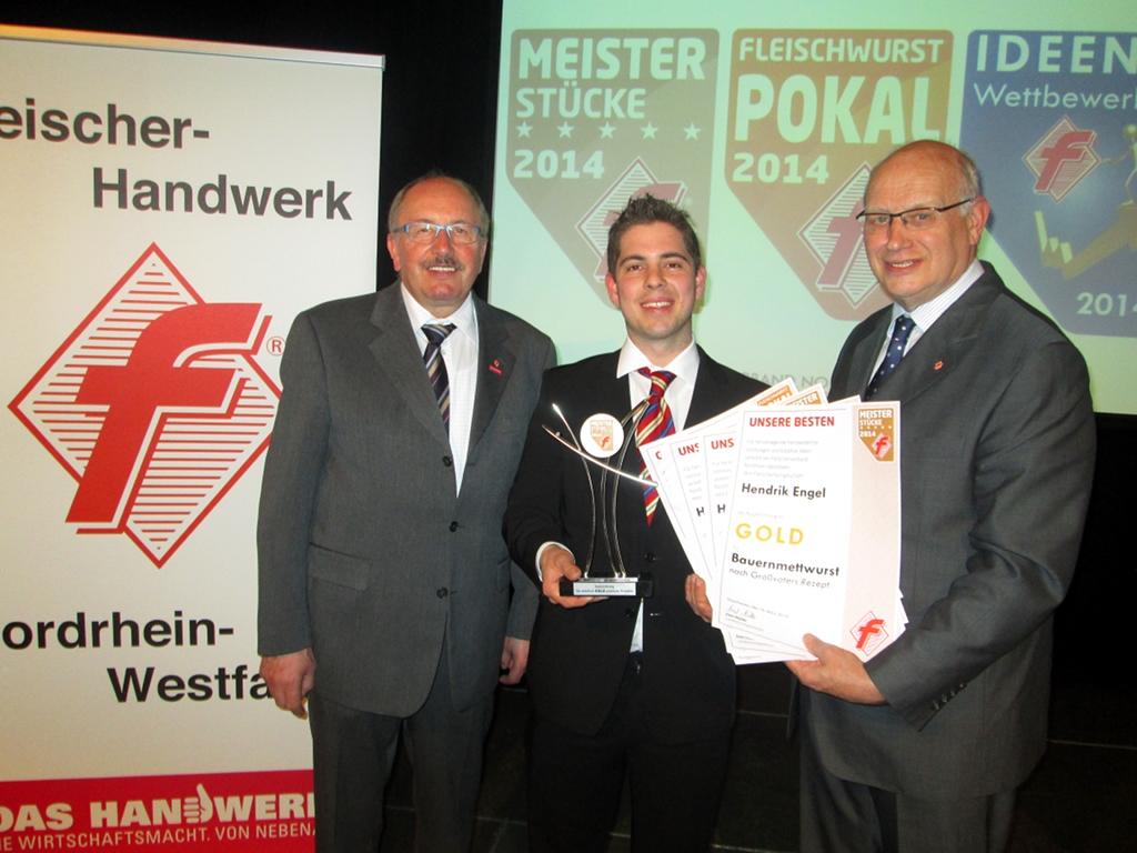 Gold-Medaillen Gewinn/ Oberhausen