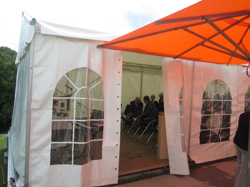 Evangelisches Krankenhaus Gießen; Yoga-Event und Gottesdienst